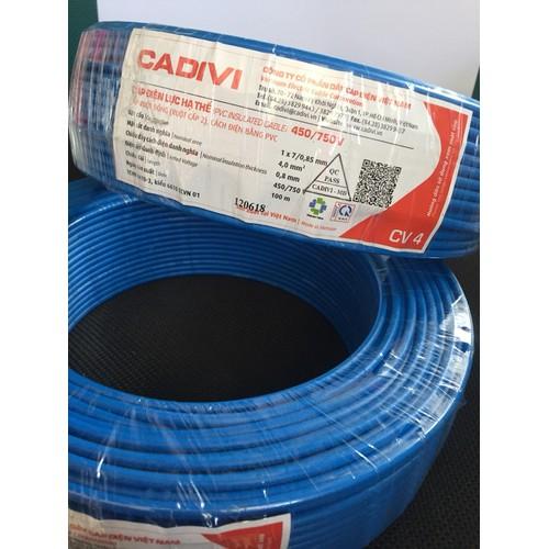 dây điện cadivi 4.0 xanh - 7746439 , 17997594 , 15_17997594 , 815000 , day-dien-cadivi-4.0-xanh-15_17997594 , sendo.vn , dây điện cadivi 4.0 xanh