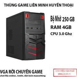 THÙNG CPU CHUYÊN GAME  VÀ HỌC TẬP