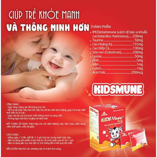 kidsmune plus - 8860228 , 18010509 , 15_18010509 , 580000 , kidsmune-plus-15_18010509 , sendo.vn , kidsmune plus
