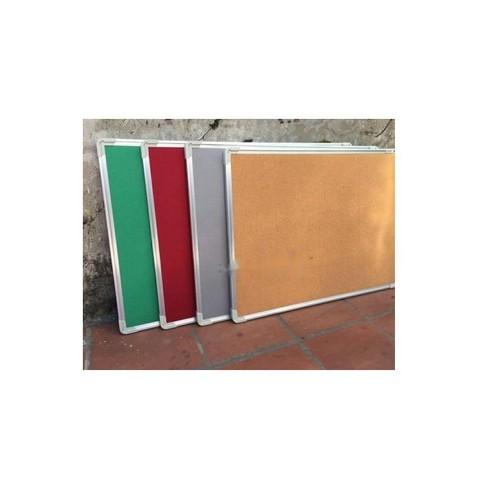 Bảng ghim nỉ - Ghim tài liệu 1.2 x 1.7 m TH01 - Màu Xanh lá