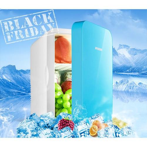 Tủ lạnh mini Hyundai 6L - 8863368 , 18017483 , 15_18017483 , 750000 , Tu-lanh-mini-Hyundai-6L-15_18017483 , sendo.vn , Tủ lạnh mini Hyundai 6L
