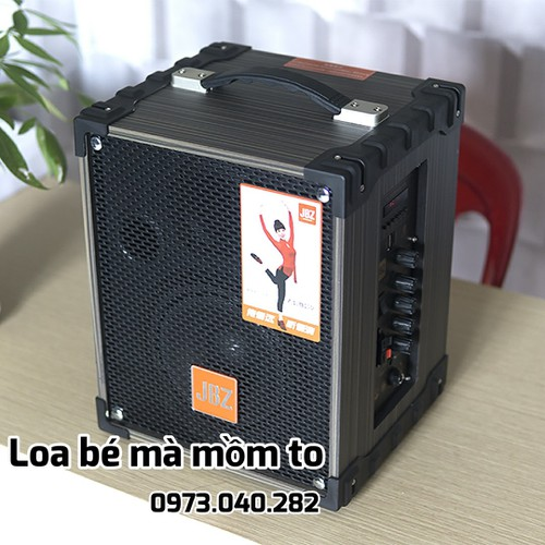 Loa kẹo kéo mini loa karaoke tặng micro