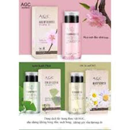 Nước tẩy trang AGC Makeup Remover Hàn Quốc 200g Được Chiết xuất từ các dung dịch thiên nhiên - 8887423 , 18054345 , 15_18054345 , 180000 , Nuoc-tay-trang-AGC-Makeup-Remover-Han-Quoc-200g-Duoc-Chiet-xuat-tu-cac-dung-dich-thien-nhien-15_18054345 , sendo.vn , Nước tẩy trang AGC Makeup Remover Hàn Quốc 200g Được Chiết xuất từ các dung dịch thiên n