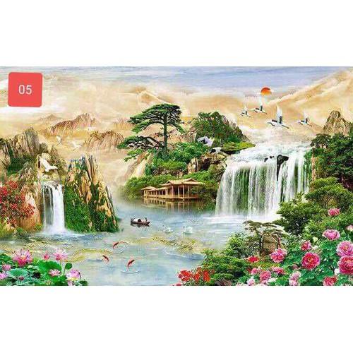 Tranh 3d cao cấp phong cảnh thiên nhiên hồ cá - 4774503 , 17990626 , 15_17990626 , 195000 , Tranh-3d-cao-cap-phong-canh-thien-nhien-ho-ca-15_17990626 , sendo.vn , Tranh 3d cao cấp phong cảnh thiên nhiên hồ cá
