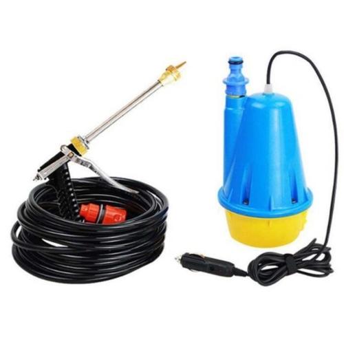 [Hỗ trợ 30k phí vận chuyển]bộ máy bơm nước cao áp rửa xe ô tô mini thông minh hq plaza t509i