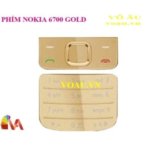 Bàn phím Nokia 6700