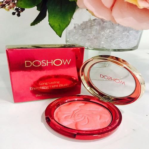 Phấn má hồng Doshow chính hãng Hongkong – có ánh nhũ nhẹ với tone hồng cam - 8869387 , 18026908 , 15_18026908 , 122000 , Phan-ma-hong-Doshow-chinh-hang-Hongkong-co-anh-nhu-nhe-voi-tone-hong-cam-15_18026908 , sendo.vn , Phấn má hồng Doshow chính hãng Hongkong – có ánh nhũ nhẹ với tone hồng cam
