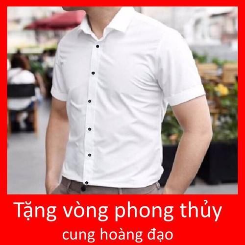 [TẶNG VÒNG PHONG THỦY] ÁO SƠ MAM HÀNG CAO CẤP VẢI MẶC MÁT AÓ CỘC  TAY CÚC ĐEN - 8857585 , 18006260 , 15_18006260 , 438000 , TANG-VONG-PHONG-THUY-AO-SO-MAM-HANG-CAO-CAP-VAI-MAC-MAT-AO-COC-TAY-CUC-DEN-15_18006260 , sendo.vn , [TẶNG VÒNG PHONG THỦY] ÁO SƠ MAM HÀNG CAO CẤP VẢI MẶC MÁT AÓ CỘC  TAY CÚC ĐEN