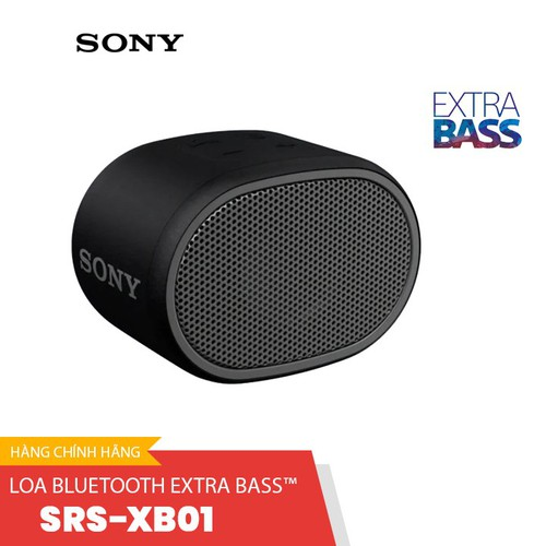 Loa di động Bluetooth EXTRA BASS™ SONY SRS-XB01