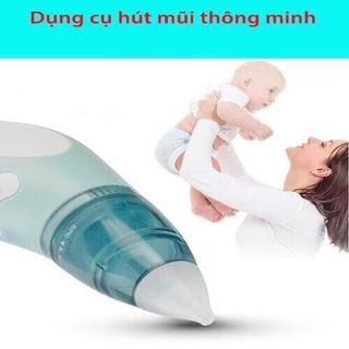 Dụng cụ hút mũi thông minh 5 cấp độ, rất hữu ích cho các Bé - hutmui2 thumbnail