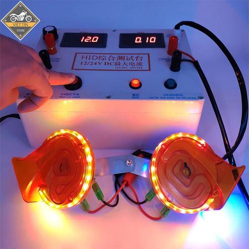 Còi ngân còi ốc sên có đèn Led flash trang trí 12V P3 -Việt Tín