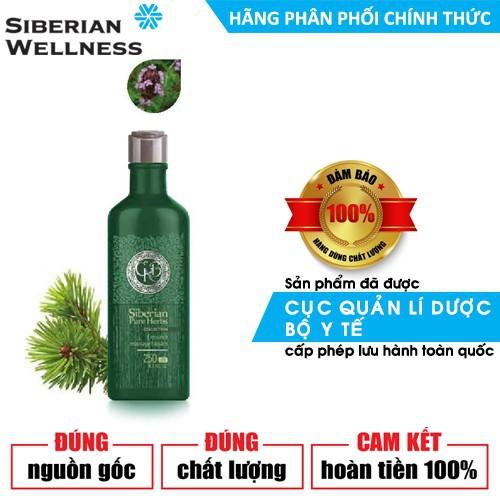 Dầu thơm mát-xa cơ thể đa công dụng siberian pure herbs collection ext