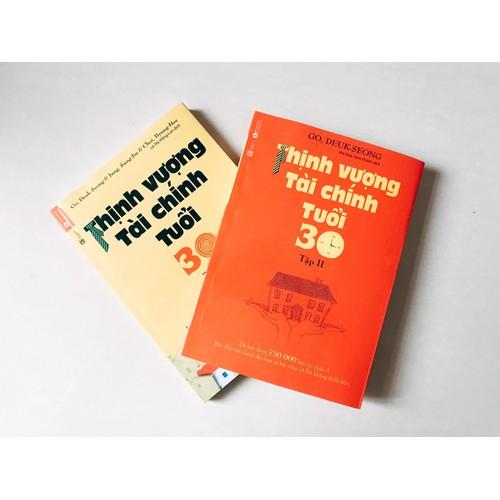 Thịnh Vượng Tài Chính Tuổi 30 Combo 2 tập - 8842666 , 17997079 , 15_17997079 , 90000 , Thinh-Vuong-Tai-Chinh-Tuoi-30-Combo-2-tap-15_17997079 , sendo.vn , Thịnh Vượng Tài Chính Tuổi 30 Combo 2 tập