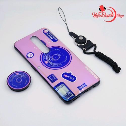 Ốp lưng Oppo F11 Pro hình máy ảnh kèm giá đỡ và dây đeo - 8834693 , 17994318 , 15_17994318 , 80000 , Op-lung-Oppo-F11-Pro-hinh-may-anh-kem-gia-do-va-day-deo-15_17994318 , sendo.vn , Ốp lưng Oppo F11 Pro hình máy ảnh kèm giá đỡ và dây đeo