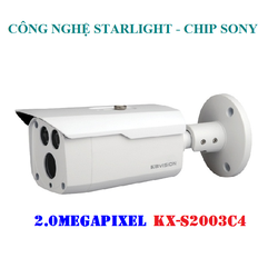 CAMERA 2MP CHIP SONY, STARTLIGHT KX S2003C4