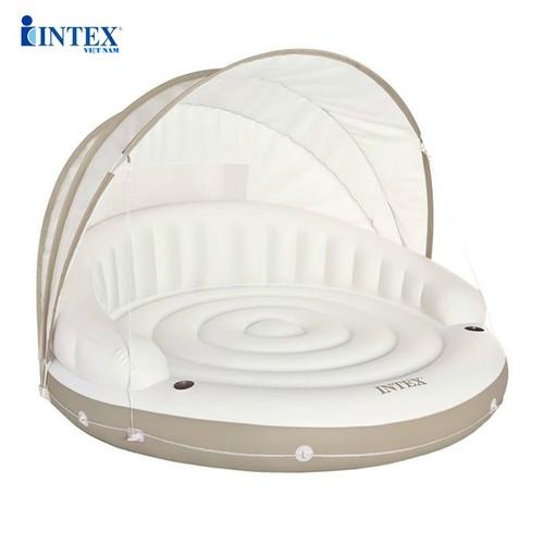 Phao bơi giường nằm có mái che INTEX 58292 - 8858710 , 18007968 , 15_18007968 , 2590000 , Phao-boi-giuong-nam-co-mai-che-INTEX-58292-15_18007968 , sendo.vn , Phao bơi giường nằm có mái che INTEX 58292