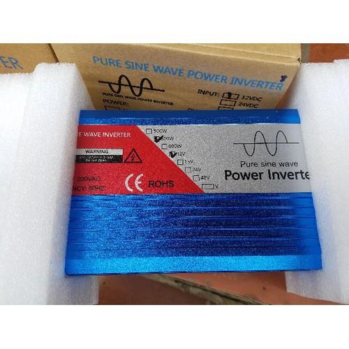 inverter 600w sóng sin điện sạch