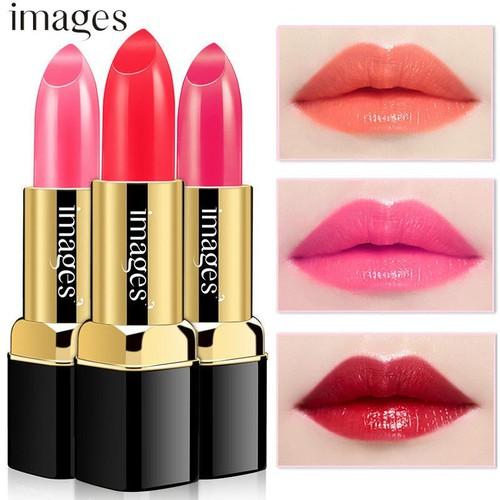 [Birthday] Combo 3 Son môi IMAGES son trang điểm son dưỡng môi siêu mịn - mua set 3 giá sốc