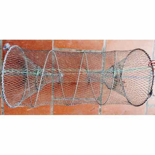 Lưới bẫy rắn- bẫy ba ba- bắt cá đường kính 60cm dài 1m1