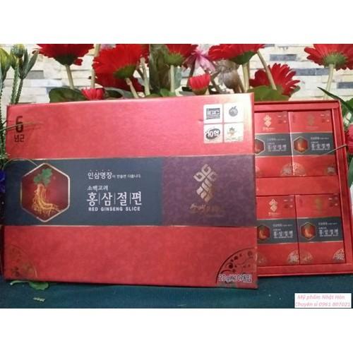 Hồng sâm lát tẩm mật ong Sobeak hộp lớn mẫu mới - 4971974 , 17996643 , 15_17996643 , 590000 , Hong-sam-lat-tam-mat-ong-Sobeak-hop-lon-mau-moi-15_17996643 , sendo.vn , Hồng sâm lát tẩm mật ong Sobeak hộp lớn mẫu mới
