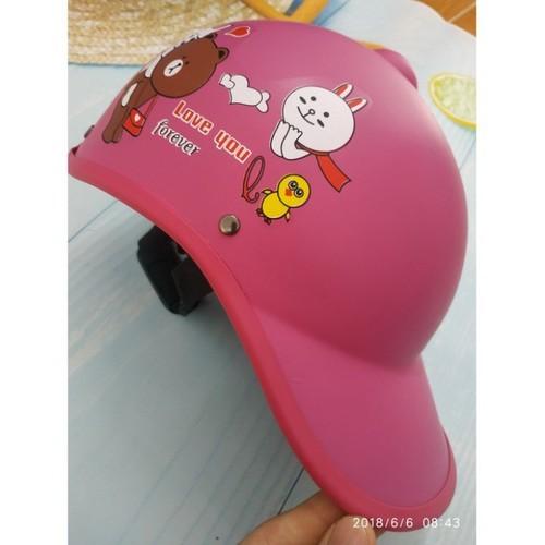 mũ bảo hiểm thời trang