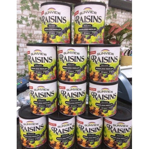 Nho Khô Raisins Sunview Mix 425g - 8855989 , 18003466 , 15_18003466 , 250000 , Nho-Kho-Raisins-Sunview-Mix-425g-15_18003466 , sendo.vn , Nho Khô Raisins Sunview Mix 425g