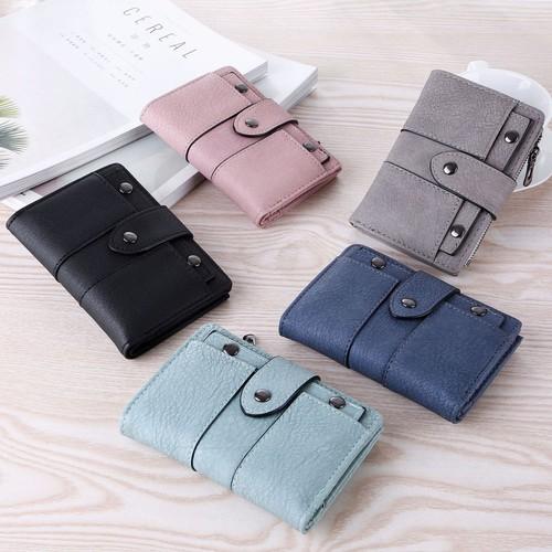 Ví nữ mini bóp nữ nhỏ xinh xắn thời trang | MS-9256