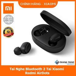 Tai nghe Bluetooth Xiaomi Redmi AirDots - Hàng chính hãng