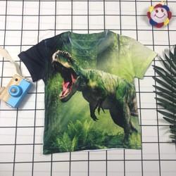 Áo thun khủng long 3D