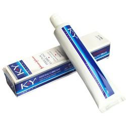 [ Sản phẩm hỗ trợ sức khỏe ] Gel K.Y KY làm trơn massage bôi ngoài giúp giảm đau dạng dịch trong suốt 50 gram