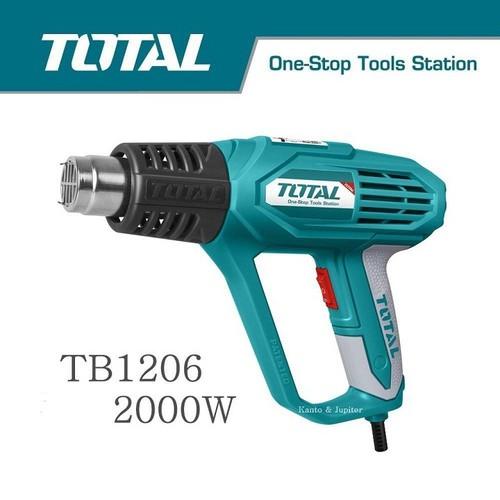 Súng thổi hơi nóng TOTAL TB1206 - 4974461 , 18012845 , 15_18012845 , 498000 , Sung-thoi-hoi-nong-TOTAL-TB1206-15_18012845 , sendo.vn , Súng thổi hơi nóng TOTAL TB1206