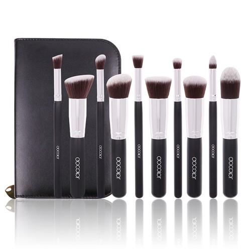 Bộ cọ trang điểm Docolor 10 Pieces Makeup Brush Set