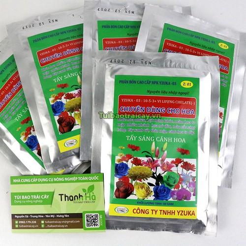 Phân bón thúc hoa nhiều, mầm hoa to mập, màu sắc sáng bóng- Phân bón cao cấp Yzuka chuyên dùng cho hoa - 8831118 , 17993013 , 15_17993013 , 18000 , Phan-bon-thuc-hoa-nhieu-mam-hoa-to-map-mau-sac-sang-bong-Phan-bon-cao-cap-Yzuka-chuyen-dung-cho-hoa-15_17993013 , sendo.vn , Phân bón thúc hoa nhiều, mầm hoa to mập, màu sắc sáng bóng- Phân bón cao cấp Yzuka