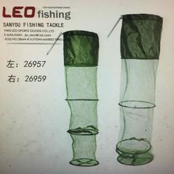 Túi đựng cá giá rẻ Chính hãng LEO 25 x 1m4 và 30 x 1m5 sợi mắt nhỏ, chịu tải tốt - Đồ Câu DULI