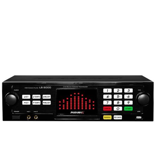 Đầu karaoke paramax ls-5000 + ổ cứng 3tb chính hãng