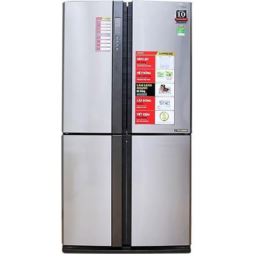 Tủ lạnh sharp sj-fx630v-st, inverter 626 lít - 17138164 , 18904111 , 15_18904111 , 16090000 , Tu-lanh-sharp-sj-fx630v-st-inverter-626-lit-15_18904111 , sendo.vn , Tủ lạnh sharp sj-fx630v-st, inverter 626 lít