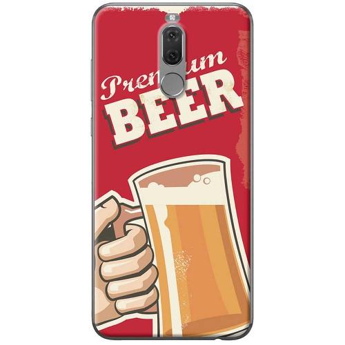 Ốp lưng nhựa dẻo Huawei Nova 2i Premium Beer