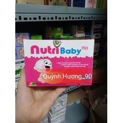 Nutri Baby Plus - Tăng cường sức đề kháng cho trẻ