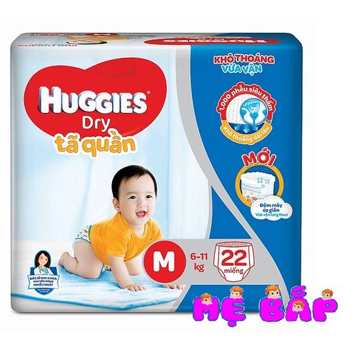 Tã quần huggies s24-m22-l20-xl18-xxl16