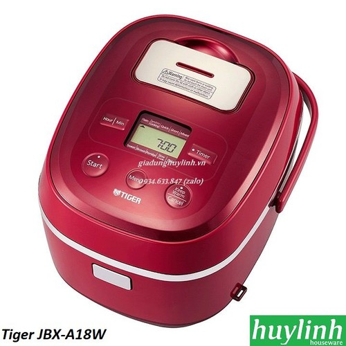 Nồi cơm điện tử Tiger JBX-A18W - 5 trong 1 - 11422248 , 18917628 , 15_18917628 , 3850000 , Noi-com-dien-tu-Tiger-JBX-A18W-5-trong-1-15_18917628 , sendo.vn , Nồi cơm điện tử Tiger JBX-A18W - 5 trong 1