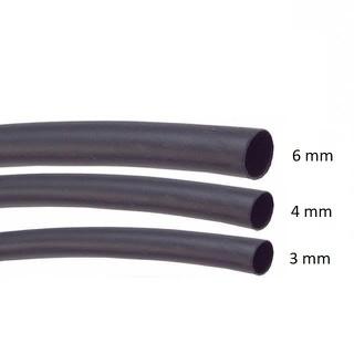 Ống gen đốt, ống co nhiệt 3mm 4mm 6mm dài 5M - ĐIỆN VIỆT UY TÍN - SP011470 thumbnail