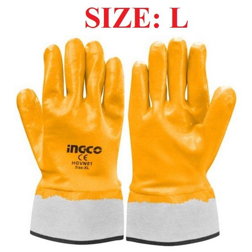 Găng tay nitri ingco hgvn01 - hgvn01