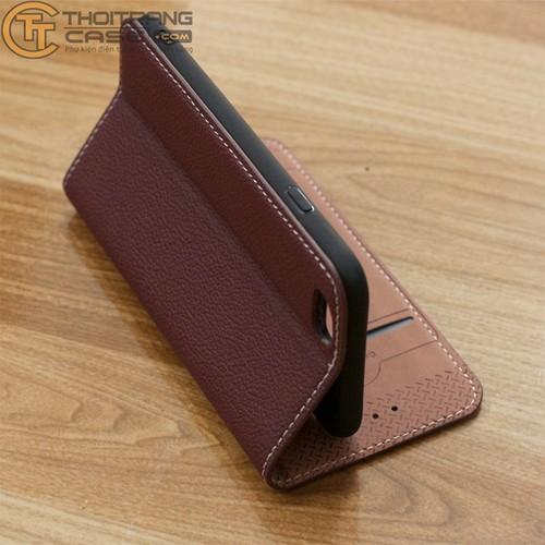 Bao da Iphone6G hiệu Lishen