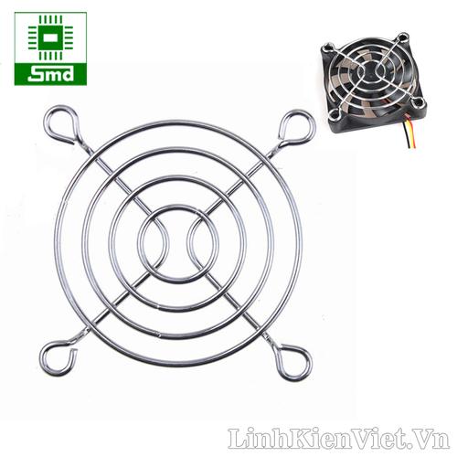 2 tấm lưới bảo vệ quạt tản nhiệt 6x6cm