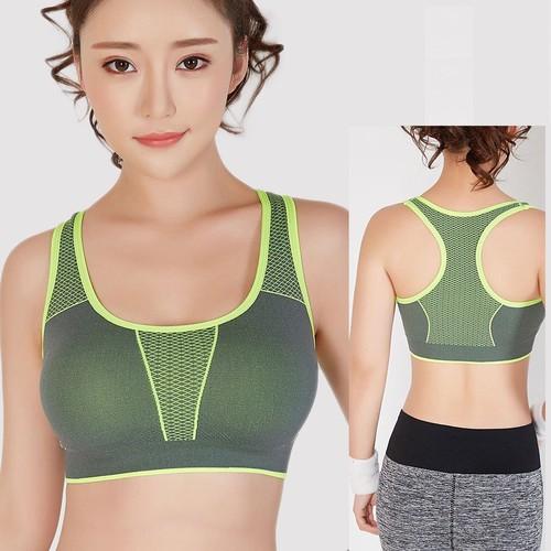 Áo bra tập gym nữ