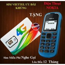 SIM Viettel tặng Điện Thoại