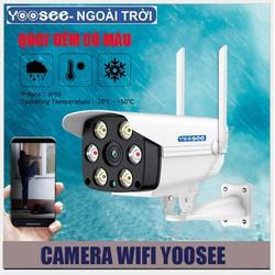 Camera Ip YooSee Ngoài trời 2.0MPX - Quay đêm có màu