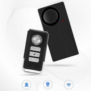Báo động khi rung,chống trộm KS-SF04R- thiết bị báo rung chống trộm- thiết bị chống trộm xe-báo động cửa mở - RE0470 Báo động thumbnail