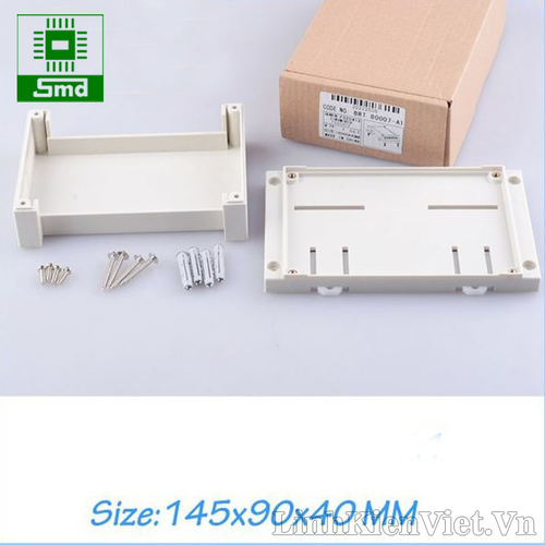 Hộp nhựa PLC 145x90x40