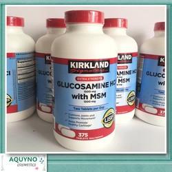 Viên Uống Bổ Xương Khớp Glucosamine Kirkland Mỹ 1500mg 375 viên